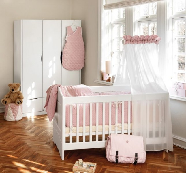 Baby Junior Bed Small World Clic