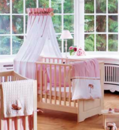 Baby bed Small World Classic