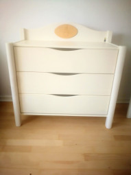Chest of drawers Small World Classic-Copy