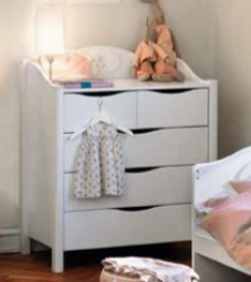Chest of drawers Small World Classic