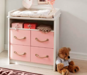 Changing table Small World Modern