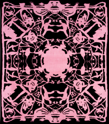 Rug Small World H.C Andersen