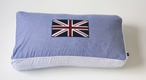 Back cushion Small World Union Jack