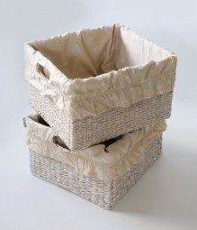 Storage baskets with cover Small World H.C Andersen